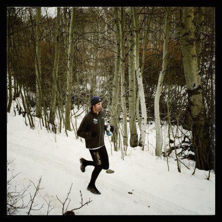 Peter Fain Running