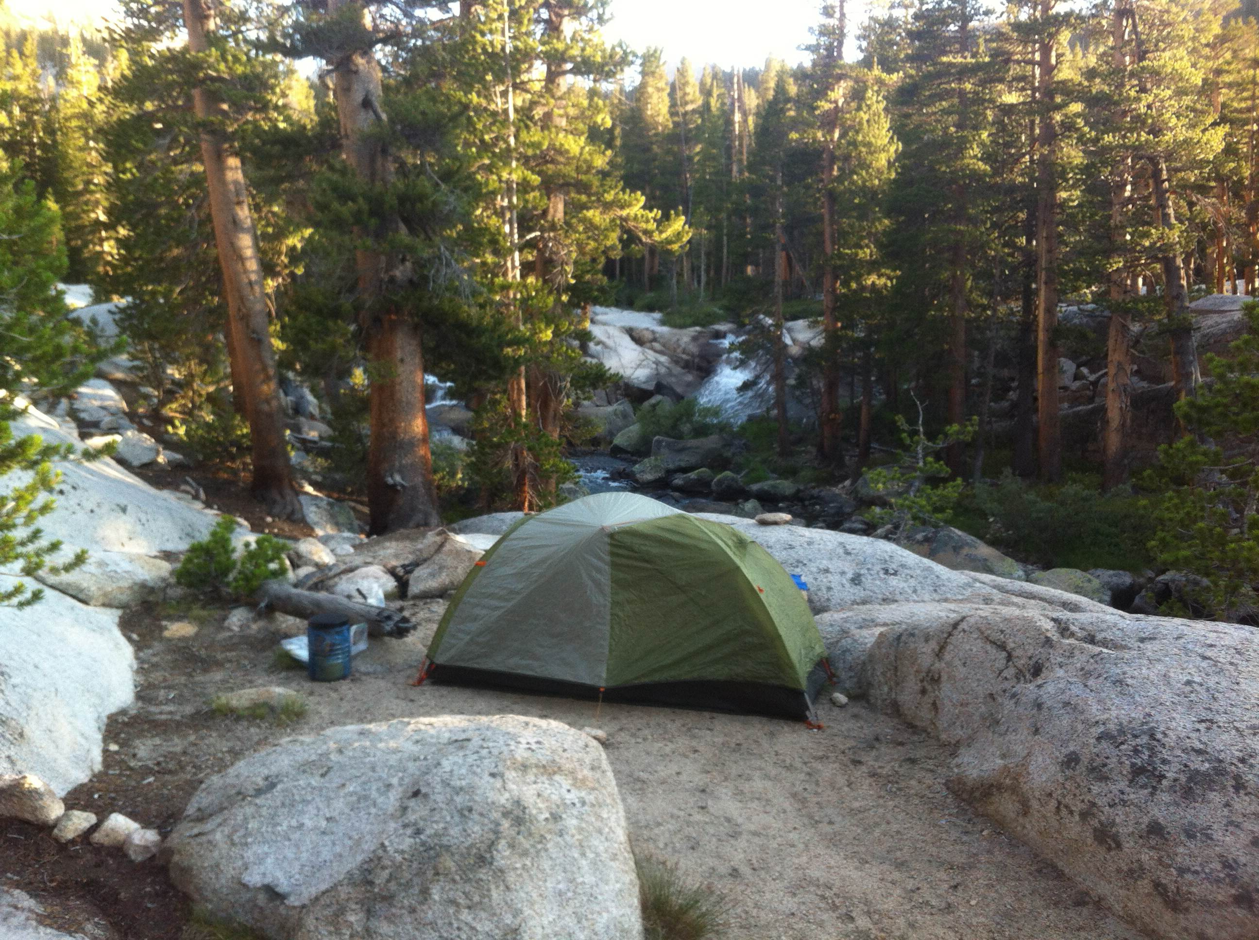 Accommodations. (Photo: Diana Schlaff)