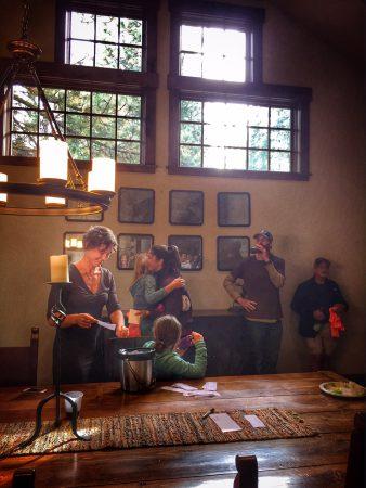 Diana wining the grand prize! Photo: Jenelle Potvin