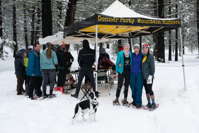 Racing Gnome 5k & 10k Snowshoe Races