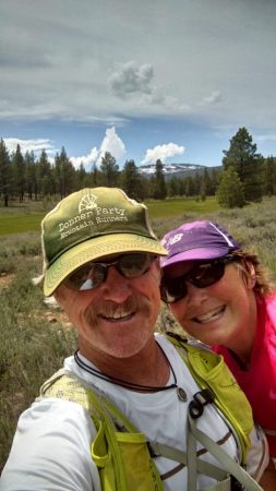 A Q&A conversation with Tahoe Rim Trail FKT superstars Adam and Helen- Virtual Event