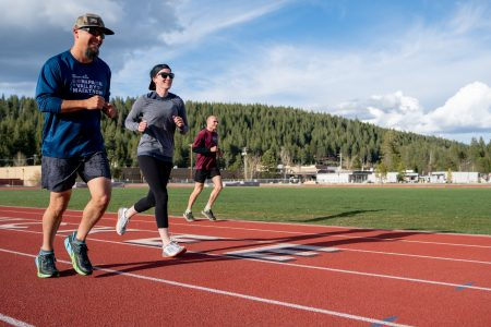 Track Workout - a.m. @ Truckee High School Track | Truckee | California | United States