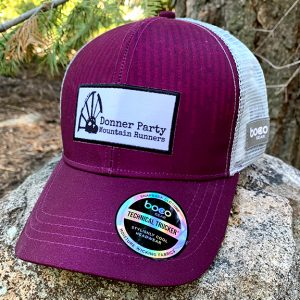 DPMR Purple Technical Trucker Boco Hat