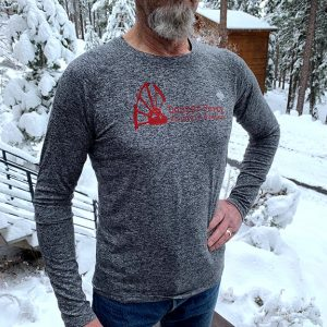 Mens Rabbit Long Sleeve Front