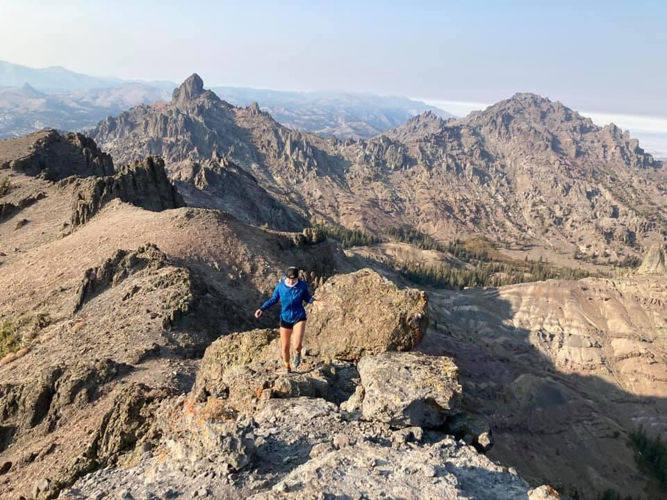 Raymond Peak, Bri Jaskot