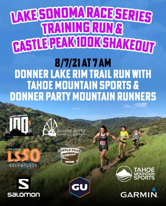 Castle Peak Shakeout Run & Preview @ Johnson Canyon Trailhead