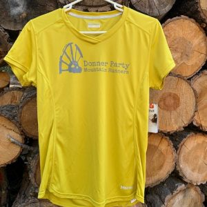 DPMR yellow Marmot tech shirt