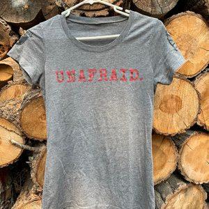 DPMR Unafraid t-shirt
