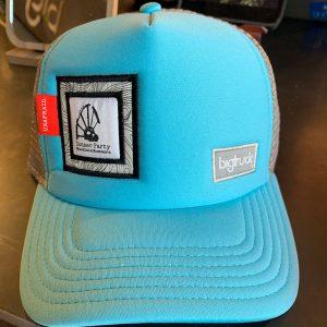 DPMR Big Truck Hat - Light Blue